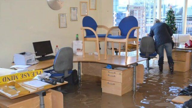 Cleaning Up Your Office or Strata Building After a Flood