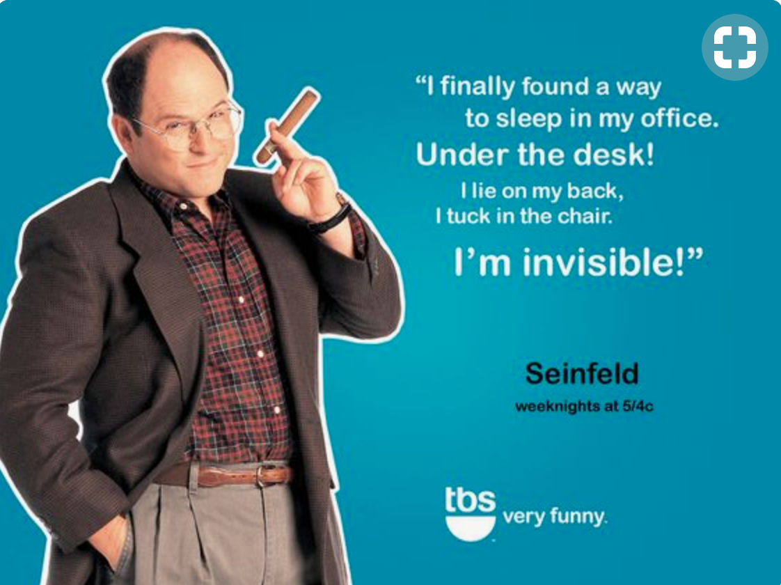 Seinfeld, George Costanza, Cleancorp,