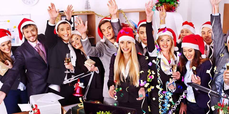 7 Awesome Work Christmas Party Ideas