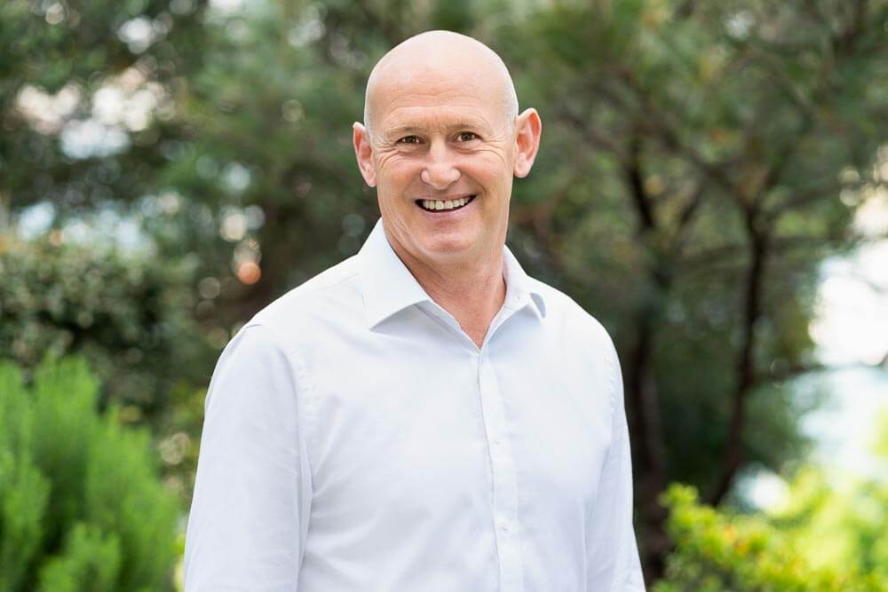 Hamish Macqueen Managing Director of Cleancorp